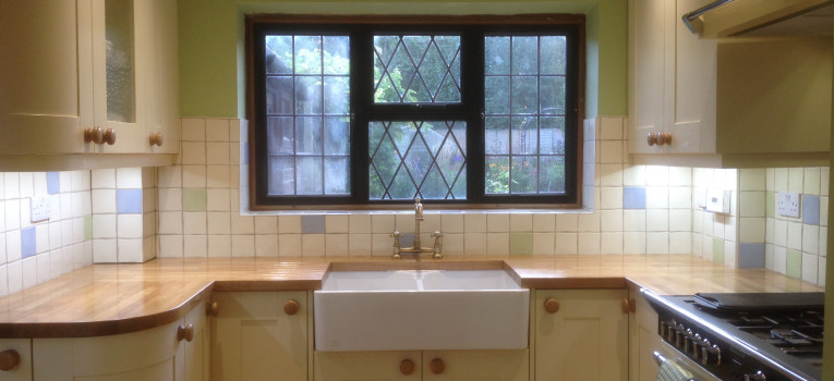 Bespoke Kitchen Fitter in Eastbourne, East Sussex